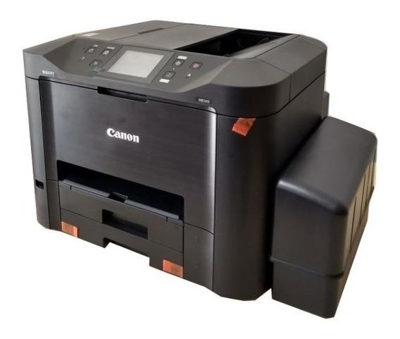 Multifuncional Canon Mb5410 Bulk Ink