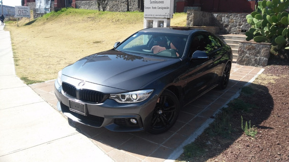 Bmw Serie 4 2.0 435ia Coupe Sport Line At