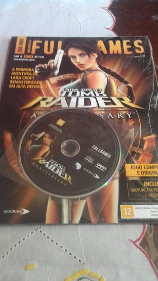 Dvd Jogo Tomb Raider