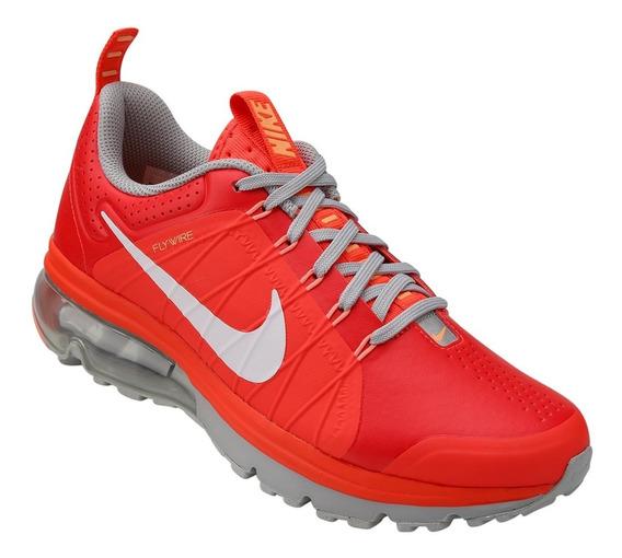 Tênis Nike Air Max Supreme 4 Vermelho Feminino Original
