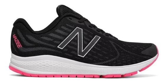Zapatillas New Balance Running Mujer Wrushpb2 Negro Ras
