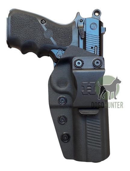 Funda Pistolera Kydex Houston Para Browning Hi Power Fm Hp