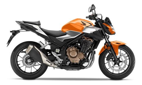 Honda Cb 500 F Naked...okm Consulta Contado Centro Motos