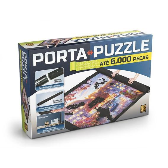 Porta Puzzle Quebra Cabeça Até 6000 Peças Grow 03399