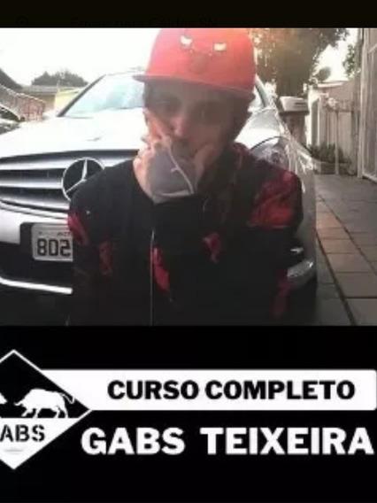Combo Gabs Teixeira - Thalisson Trader 2019 Original 100%