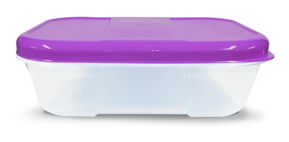 Tuper Taper Hermetico Plastico Freezer/microondas 4,5 L