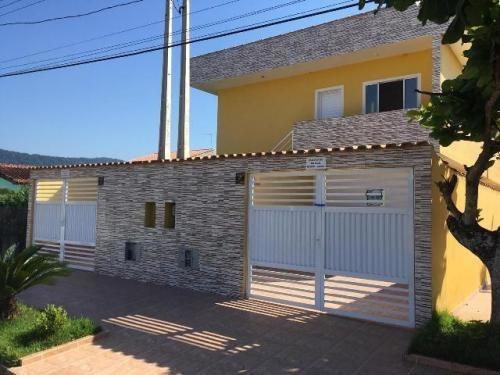 Casa De Praia Com 2 Quartos, Em Itanhaém-sp 5104-pc