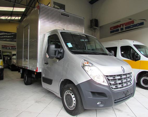 Renault Master Chassi Bau Prata