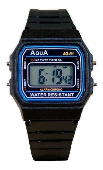 Relógio Presidente Bolsonaro Aqua Aq-81 + (1pilha De Brinde)