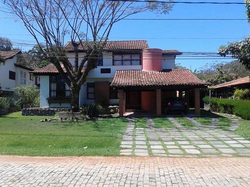 Imagem 1 de 30 de Casa Duplex, Em Condomínio, Estilo Colonial, Centro De Terreno, 04 Qts/02 Suítes/03 Vagas, 300 M², R$ 1.280.000,00 - Maria Paula - Niterói/rj - Ca20261