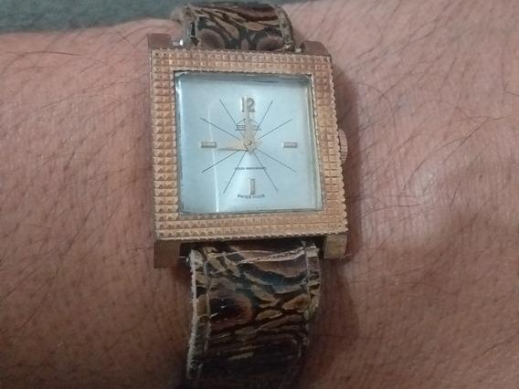 Relógio Mondaine Corda Inquebrável 17 Rubis Prec Lubrificaçã