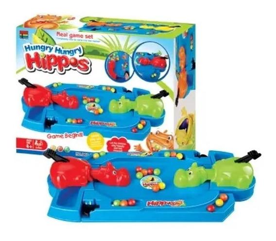 Jogo Hipopotamo Faminto Multikids - Br1290