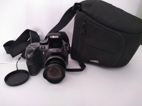 Maquina - Camera Fotográfica Semi-profissional Ge X550-promo