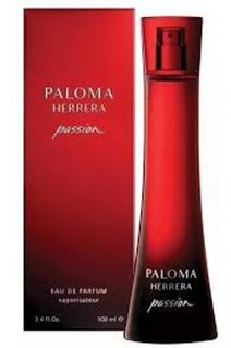 Perfume Paloma Herrera Passion Edp 100ml Mujer Cuotas Fijas