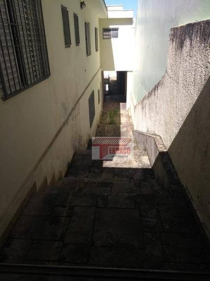 Terreno À Venda, 400 M² Por R$ 900.000 - Vila Alzira - Santo André/sp - Te0235