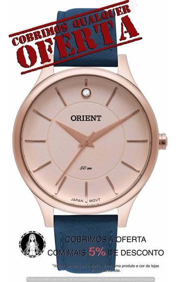 Relógio Orient Swarovski - Frsc0011 R1dx C/ Nf E Garantia U