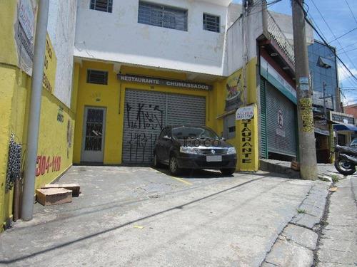 Imagem 1 de 17 de Salão À Venda, 118 M² Por R$ 650.000,00 - Picanco - Guarulhos/sp - Sl0001
