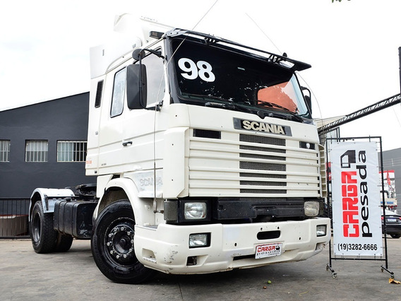 Scania R113 360 1998 R 113 113= Scania 114 Volvo Fh Edc