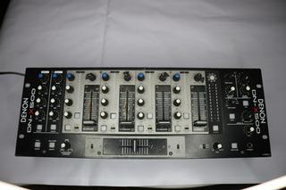 Mixer Denon Dnx 500 Mezcladora Dnx-500