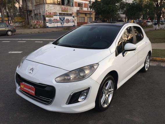 Peugeot 308 2013 2.0 Feline Blanco