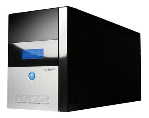 Ups Forza Regulador Voltaje 2200va 1200w Fx-2200lcd-c Febo