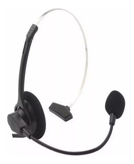 Fone Headset Telemarketing Rj11 Call Center Oferta