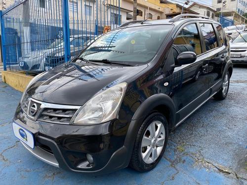 Nissan Livina 1.8 X-gear Sl Flex!!! Impecável!!!