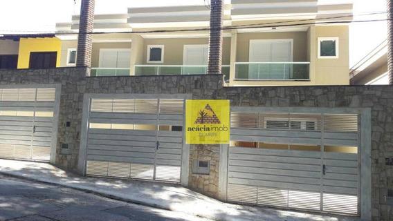 Sobrado Residencial À Venda, Parque São Domingos, São Paulo. - So2299