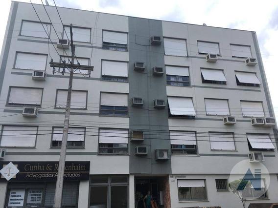 Apartamento Com 3 Dormitórios À Venda, 110 M² Por R$ 380.000 - Centro/ P. Nova - Novo Hamburgo/rs - Ap2437