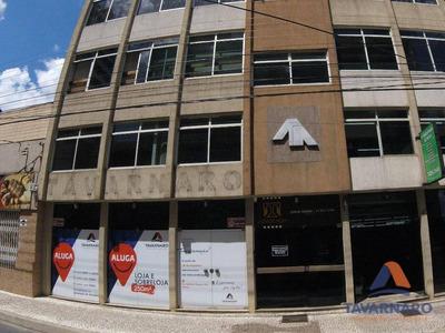 Conjunto Para Alugar, 250 M² Por R$ 4.000/mês - Centro - Ponta Grossa/pr - Cj0009