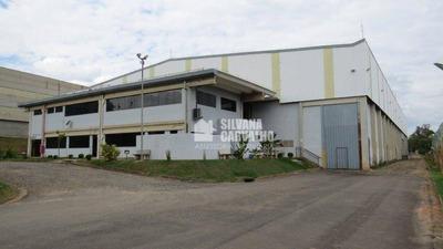 Galpão Industrial Para Venda E Locação, Itaici, Indaiatuba. - Ga0318