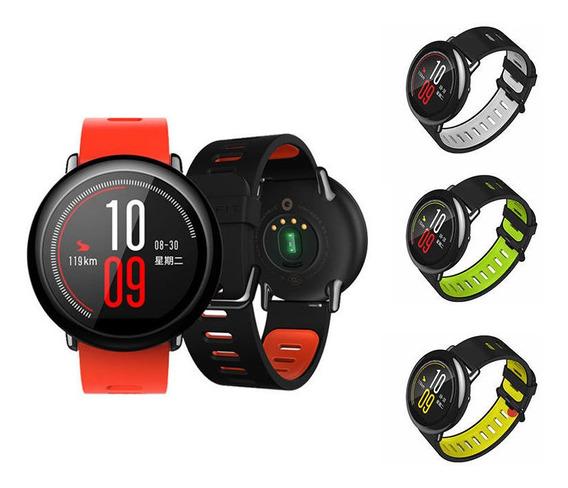 Correa De Silicona Reloj Inteligente Deportes Banda Reloj De