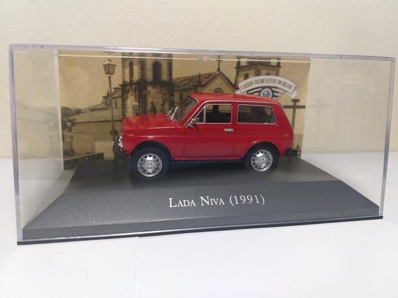 Lada Niva 1961, Col. Carros Inesquecíveis Escala 1/43