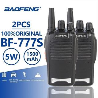 Par Radio 777s 16 Canais Comunicador Profissional Original