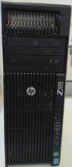 Computador Hp Worksation Z620 - Intel Xeon