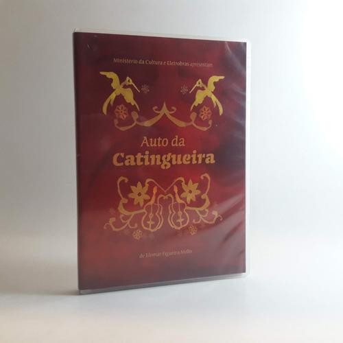 Imagem 1 de 6 de Dvd Auto Da Catingueira