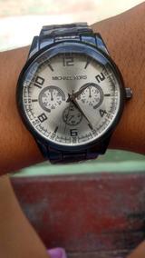 Relógio Feminino Preto Lindo Promoção