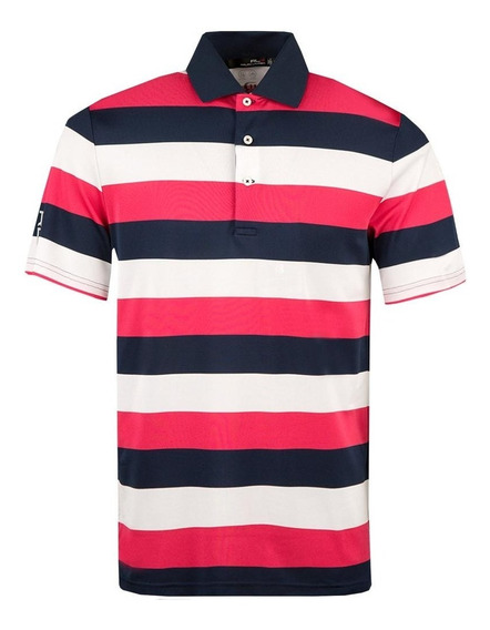Rlx X Billy Horschel Active Fit Tech Piqué Polo Shirt