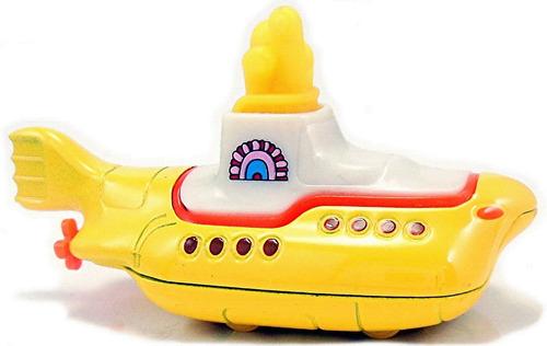 Hot Wheels The Beatles Yellow Submarine Submarino Amarillo