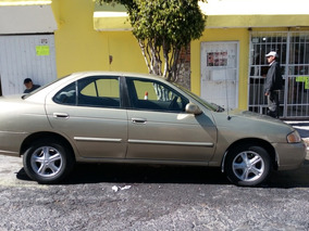 Nissan Sentra Gxe L1 5vel Aa Ee Mt 2001