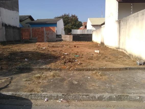 Terreno Em Residencial Santa Paula, Jacareí/sp De 0m² À Venda Por R$ 110.000,00 - Te284056