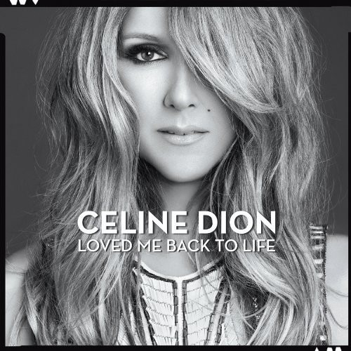 Cd Dion Celine Love Me Back To Life Nuevo