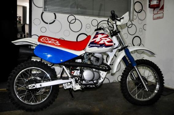 Honda Xr 80 1993 Japón Japón Usada Reliquia Sin Detalles