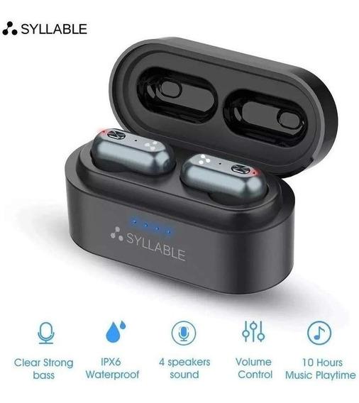 Fone De Ouvido Syllable S101 Bluetooth Pronta Entrega