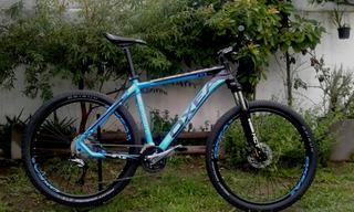 Bicicleta 27.5 Shimano 27 Vel. F Hidraulicos
