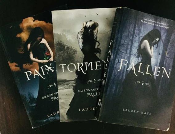 Coleção 3 Livros Lauren Kate