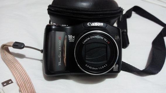 Camara Canon Power Shot Sx 100is