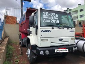Ford Cargo 2628 E 6x4 Caçamba 10m3