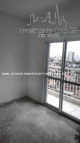 Apartamento À Venda Em São Paulo/sp - Vistta-181-902567