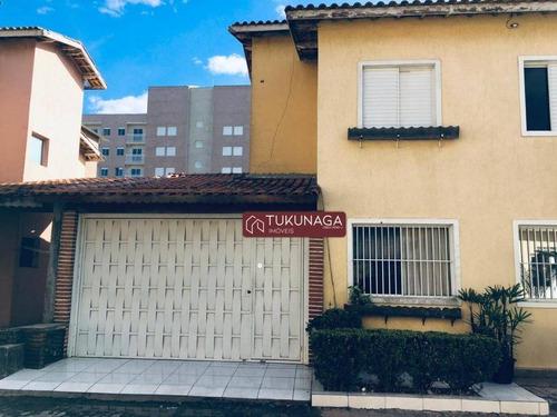 Sobrado Com 2 Dormitórios À Venda Por R$ 380.000,00 - Jardim Oliveira - Guarulhos/sp - So0920